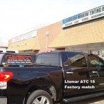 Llumar ATC 15 Factory Match