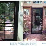 drei window film