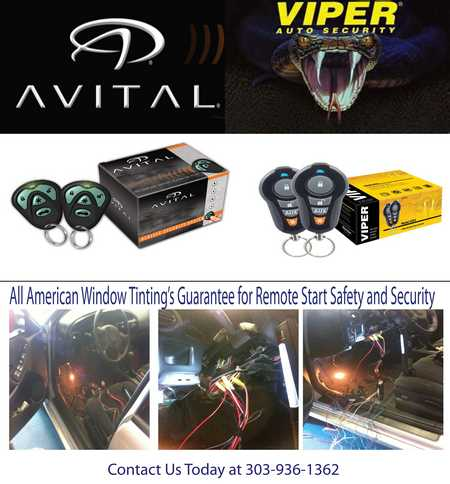 Remote Start Services Denver