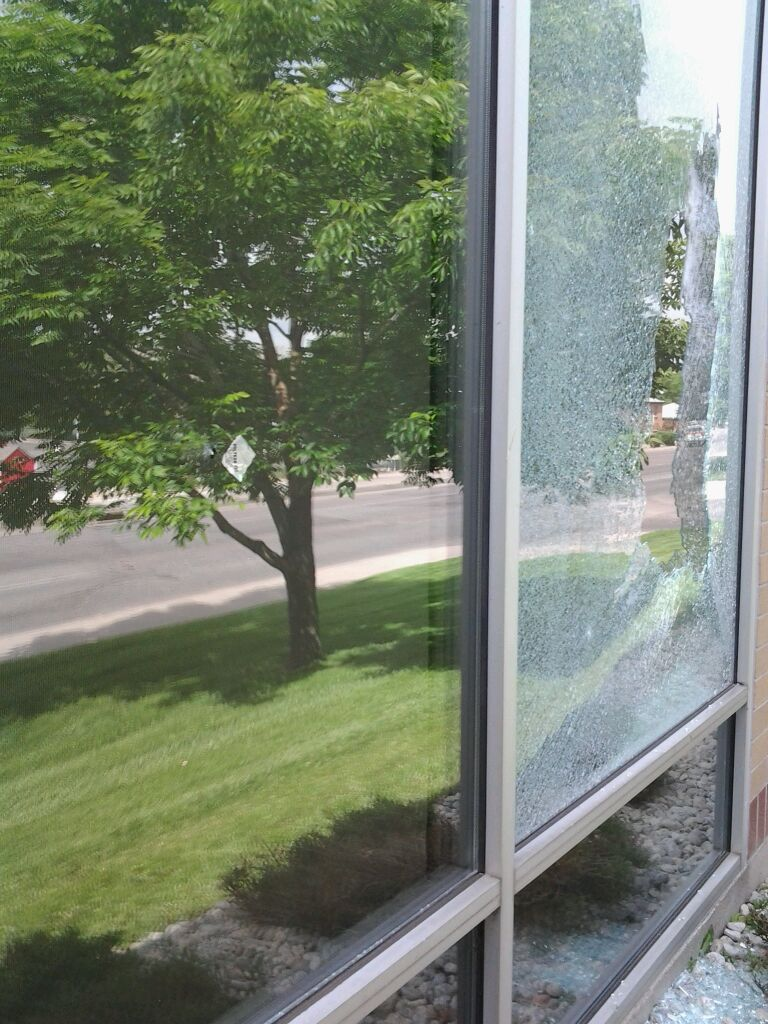 tinted window screen solar screens smashed window all american window tinting home office and auto