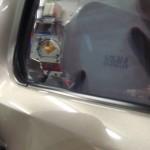 Automotive Security Window Film