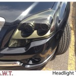 Head light Tint