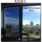 High Performance Silver, All American Tint, Office Tinting, Downtown Denver
