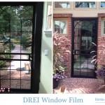 drei window film