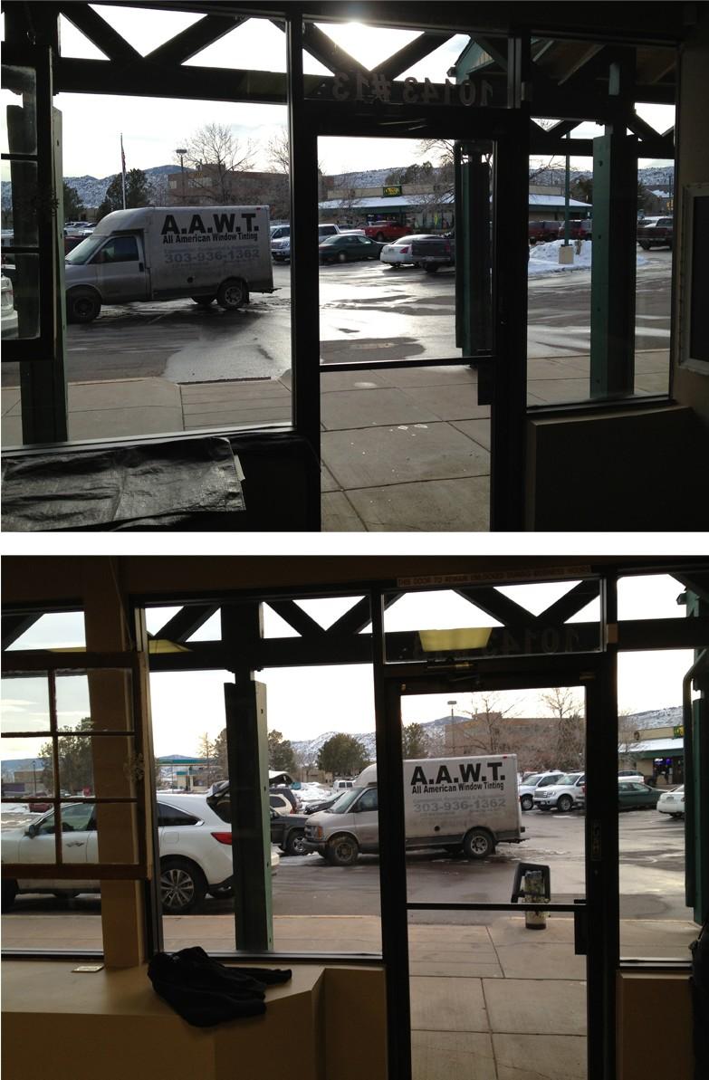 Denver Colorado Commercial Window Tinting Portfolio