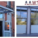 Commercial Window Tinting, White Out, Denver tinting