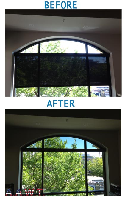 Window Film Vs Blinds Amp Curtains